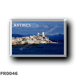 FR0046 France - French Riviera - Cote d Azur - Antibes