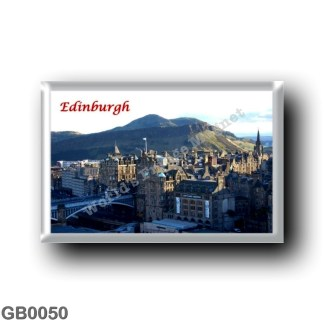 GB0050 Europe - Scotland - Edinburgh