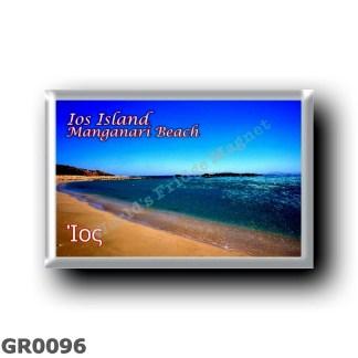 GR0096 Europe - Greece - Ios island - Manganari beach
