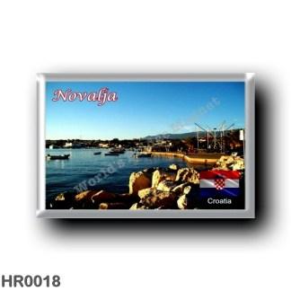 HR0018 Europe - Croatia - Novalja