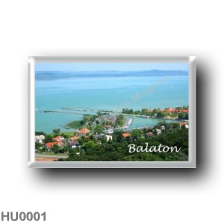 HU0001 Europe - Hungary - Balaton