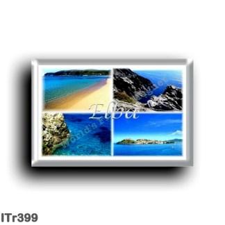 ITr399 Europe - Italy - Tuscany - Elba Island - Lacona - Portoferrraio - Pratesi - Sea View