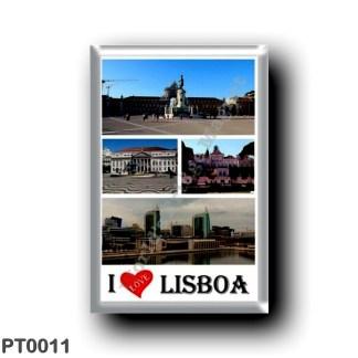 PT0011 Europe - Portugal - Lisbon - I Love
