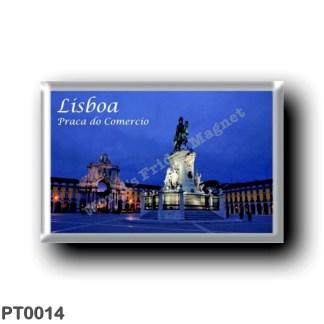 PT0014 Europe - Portugal - Lisbon - Commerce Square