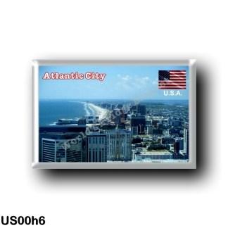 US00h6 America - United States - Atlantic City