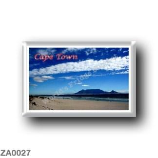 ZA0027 Africa - South Africa - Cape Town