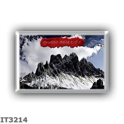IT3214 Europe - Italy - Dolomites - Odle group