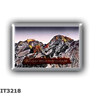 IT3218 Europe - Italy - Dolomites - Marmolada group