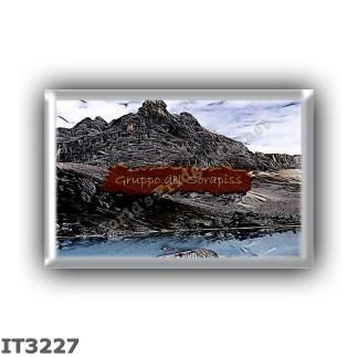 IT3227 Europe - Italy - Dolomites - Punta Sorapiss group
