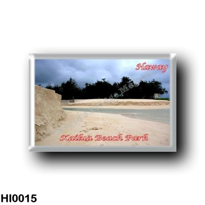 HI0015 Oceania - Haway - Hoahu Kailua Beach Park