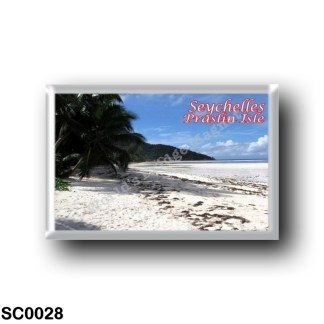 SC0028 Africa - Seychelles - Island of Praslin - Anse Kerlan