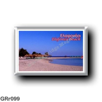 GRr099 Europe - Greece - Crete - island - Elafonissi Beach