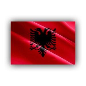 Albania - flag
