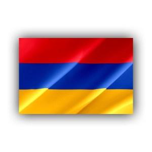 Armenia - flag
