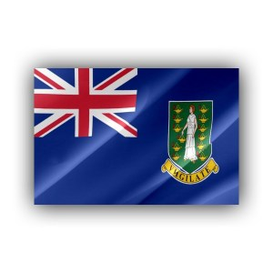 British Virgin Islands - flag