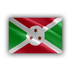 Burundi - flag