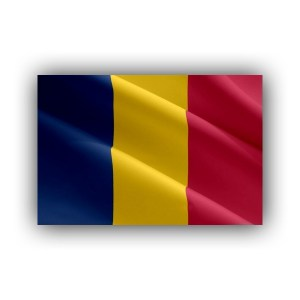 Chad - flag