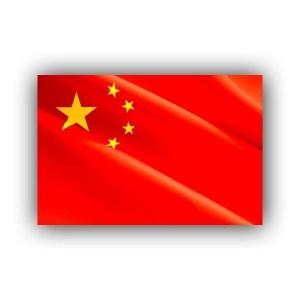 China- flag