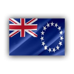 Cook Islands - flag