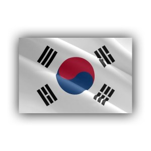 South Korea - flag