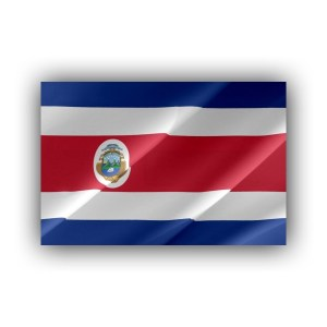 Costa Rica - flag