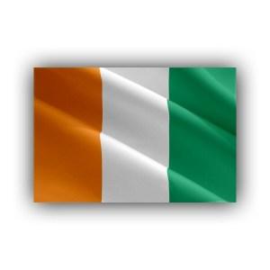 Ivory Coast - flag