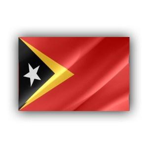 East Timor - flag