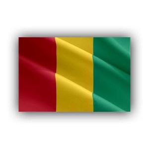 Guinea - flag