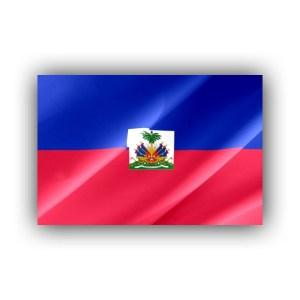 Haiti - flag