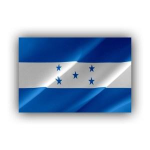 Honduras - flag
