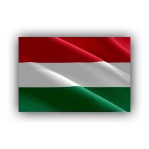 Hungary - flag