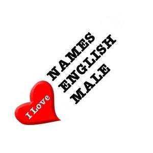 I love names english male