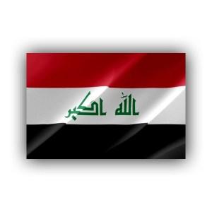 Iraq - flag
