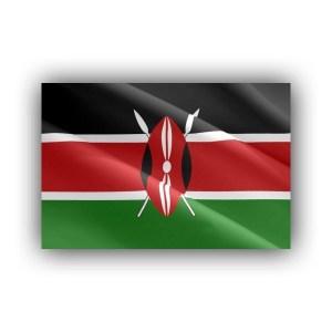 Kenya - flag