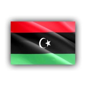 Libya - flag