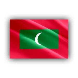 Maldives - flag