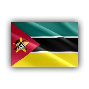 Mozambique - flag