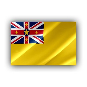 Niue - flag