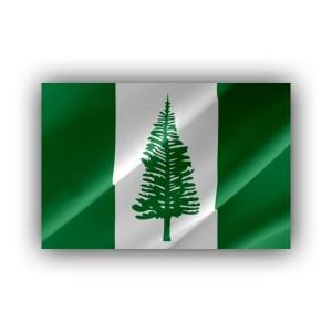 Norfolk Island - flag