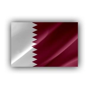 Qatar - flag