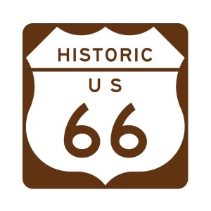 Route 66 - arms