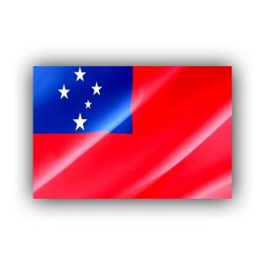Samoa - flag