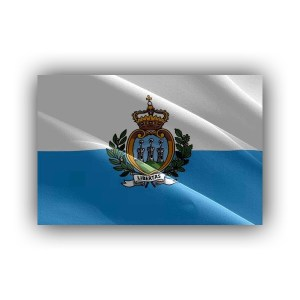 San Marino - flag