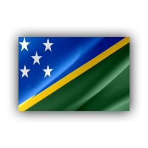 Solomon Islands - flag