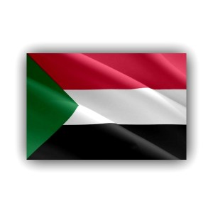 Sudan - flag