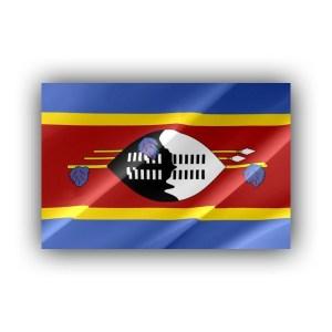 Swaziland - flag