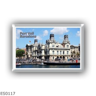 ES0117 Europe - Spain - Barcelona - Port Vell