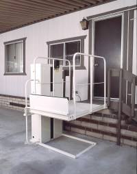 Vista scooter power bruno wheelchairs elevator lift harmar ...