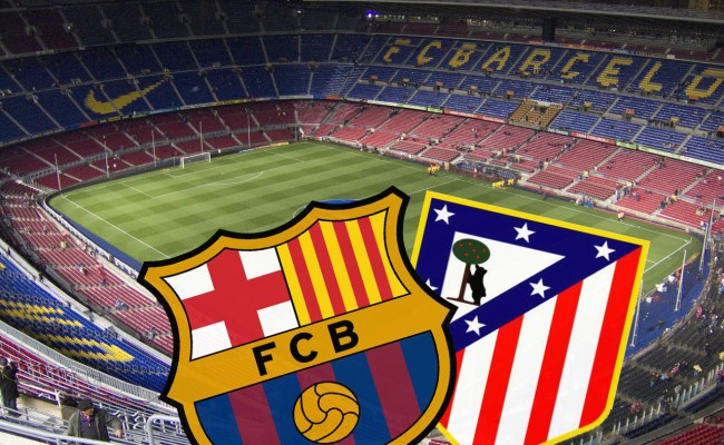Barcelona Vs Atletico Madrid How To Watch The Copa Del