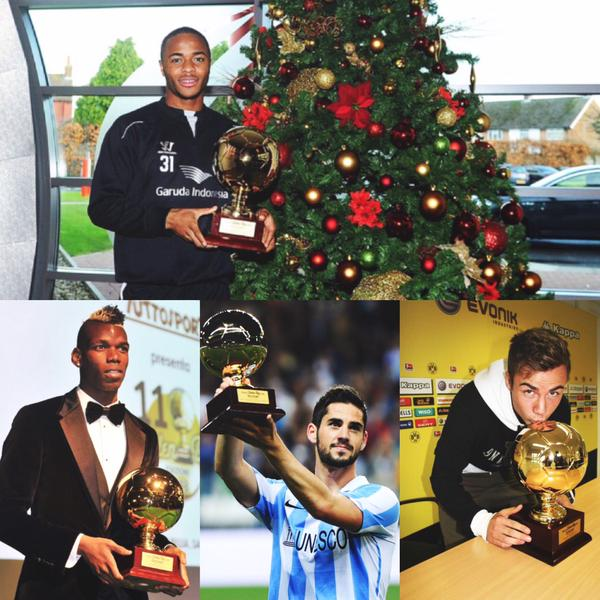 Where Are They Now: Previous Winners of Soccer's Golden Boy Trophy - World  Soccer Talk
